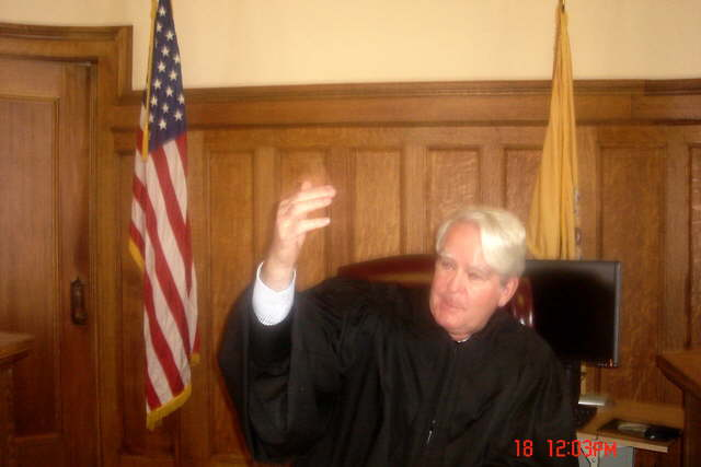 Judge Armstrong